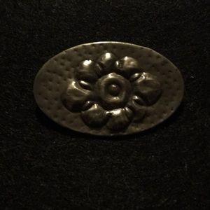 Artisan Silver Pin